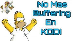 no mas buffer logo Kodiadictos