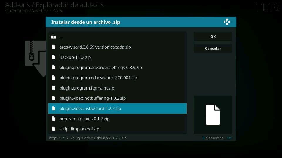 usbwizard 1.2.7 Kodiadictos