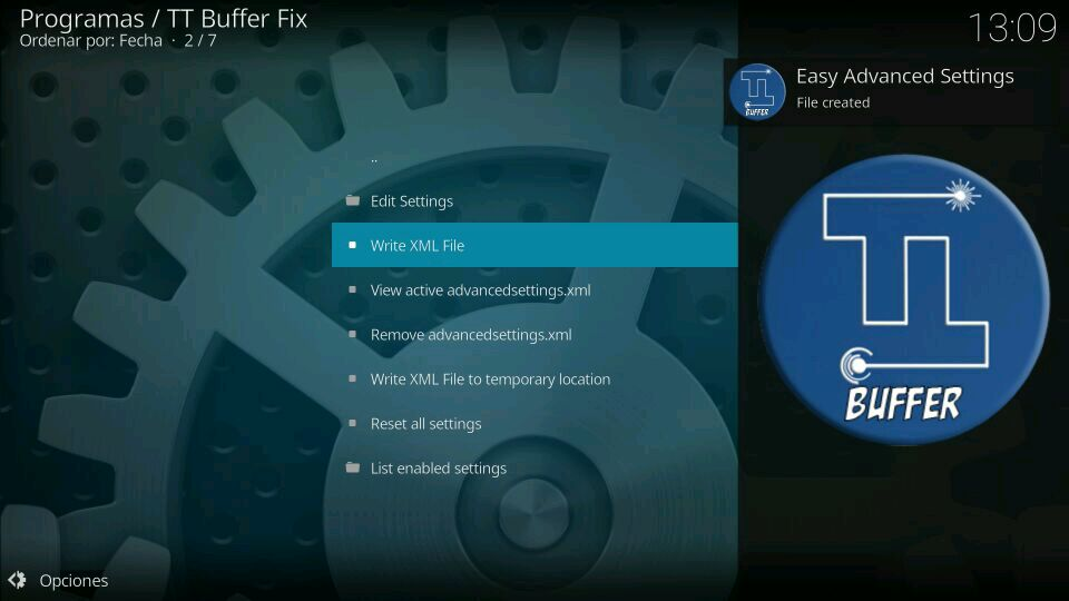 buffering kodi 18