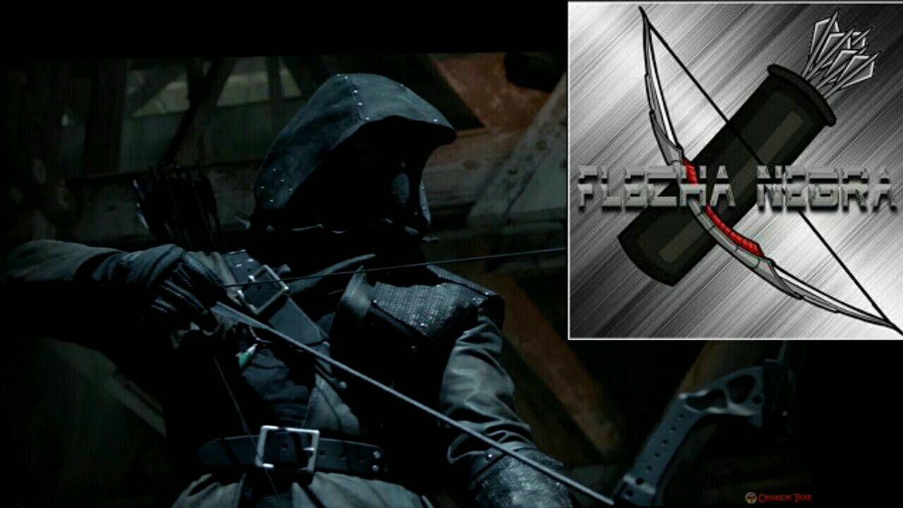 addon flecha negra