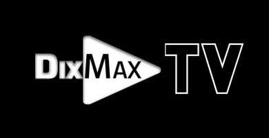 DixMax TV app
