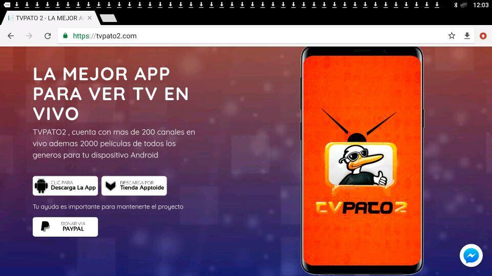 tv pato2 descargar