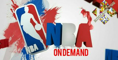 NBA on demand kodi