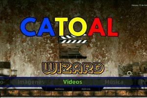Kodi Catoal wizard