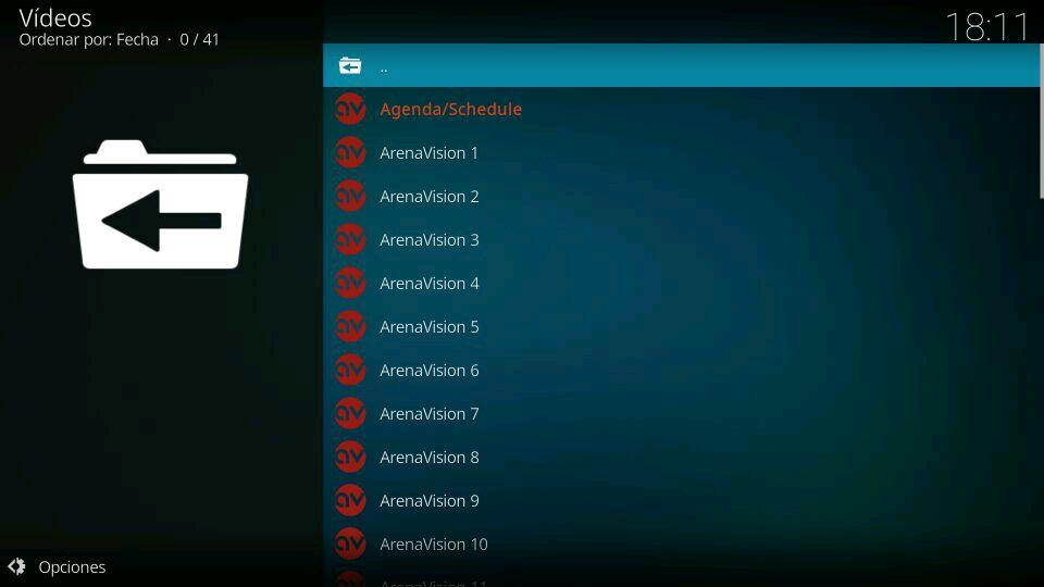 plexus streams arenavision kodi