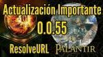 Palantir versión 0.0.55