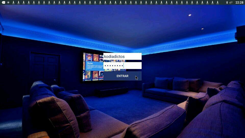 cuenta Octostream TV