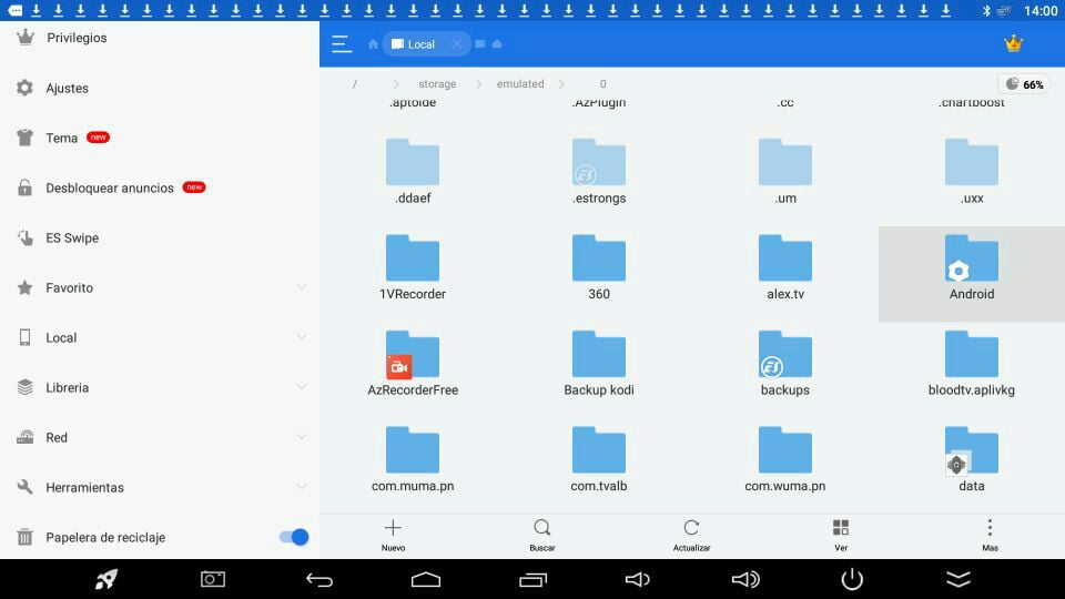 storage android