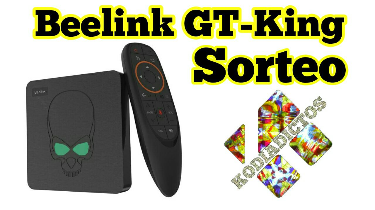 Sorteo Beelink GT-king
