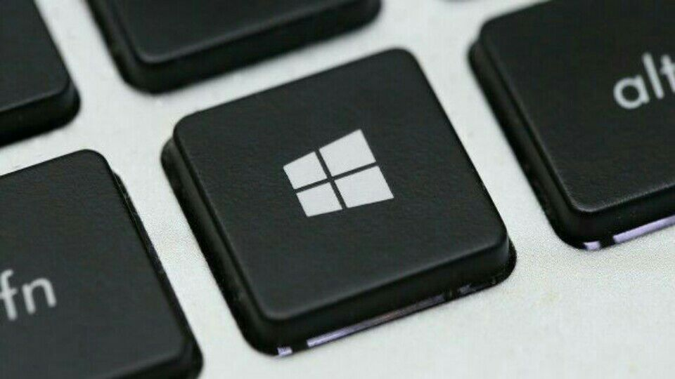 windows teclado