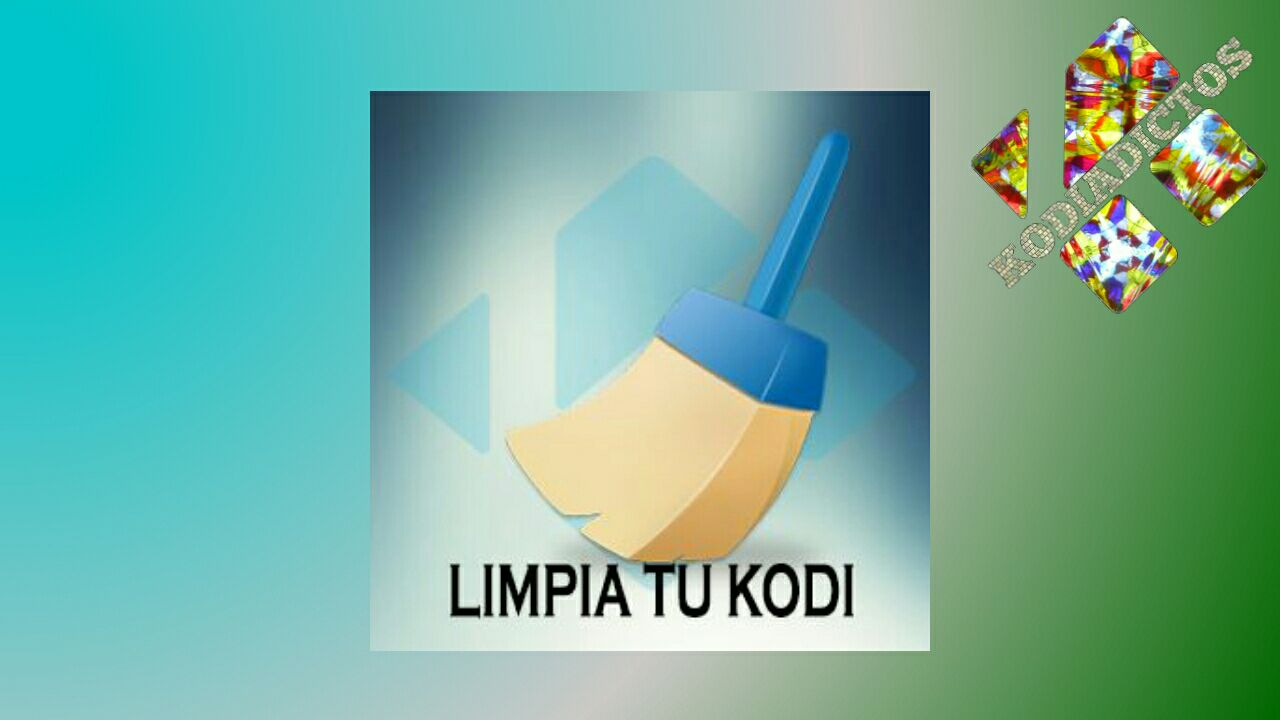 Limpiar tu Kodi mantenimiento