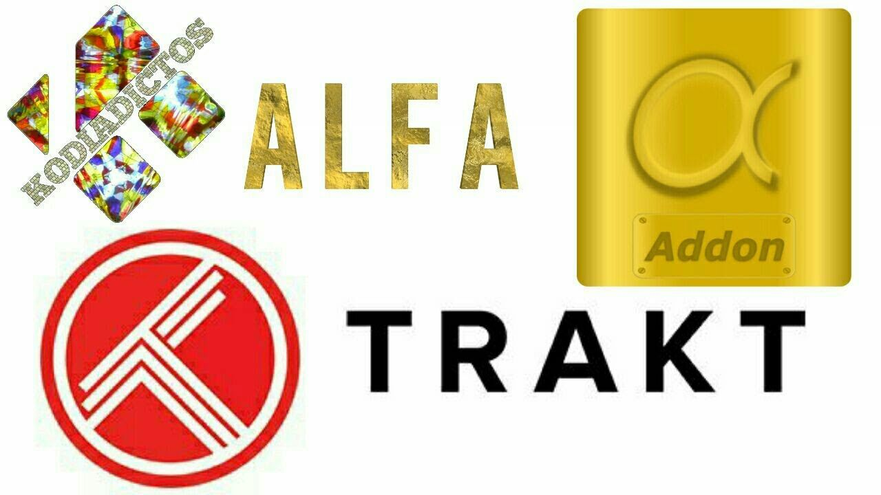 Addon Alfa sincronizar con Trakt TV