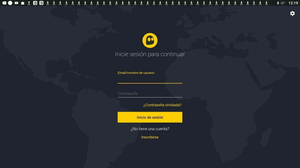 CyberGhost VPN Smartphone Android TV Box Smart TV Fire stick