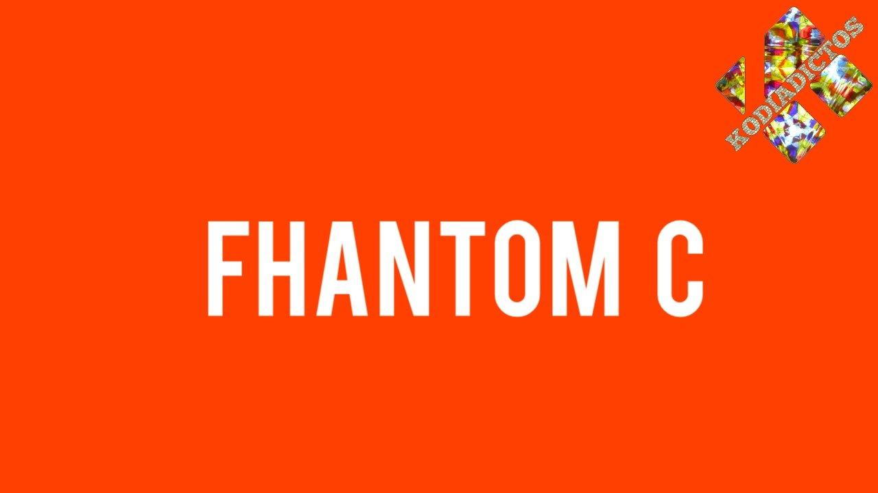 Phantom Canais Aplicación Android