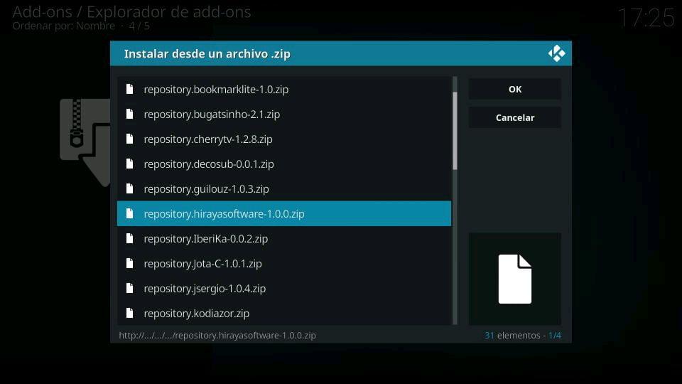 fuente kodiadictos repositorio hirayasoftware fuente kodiadictos