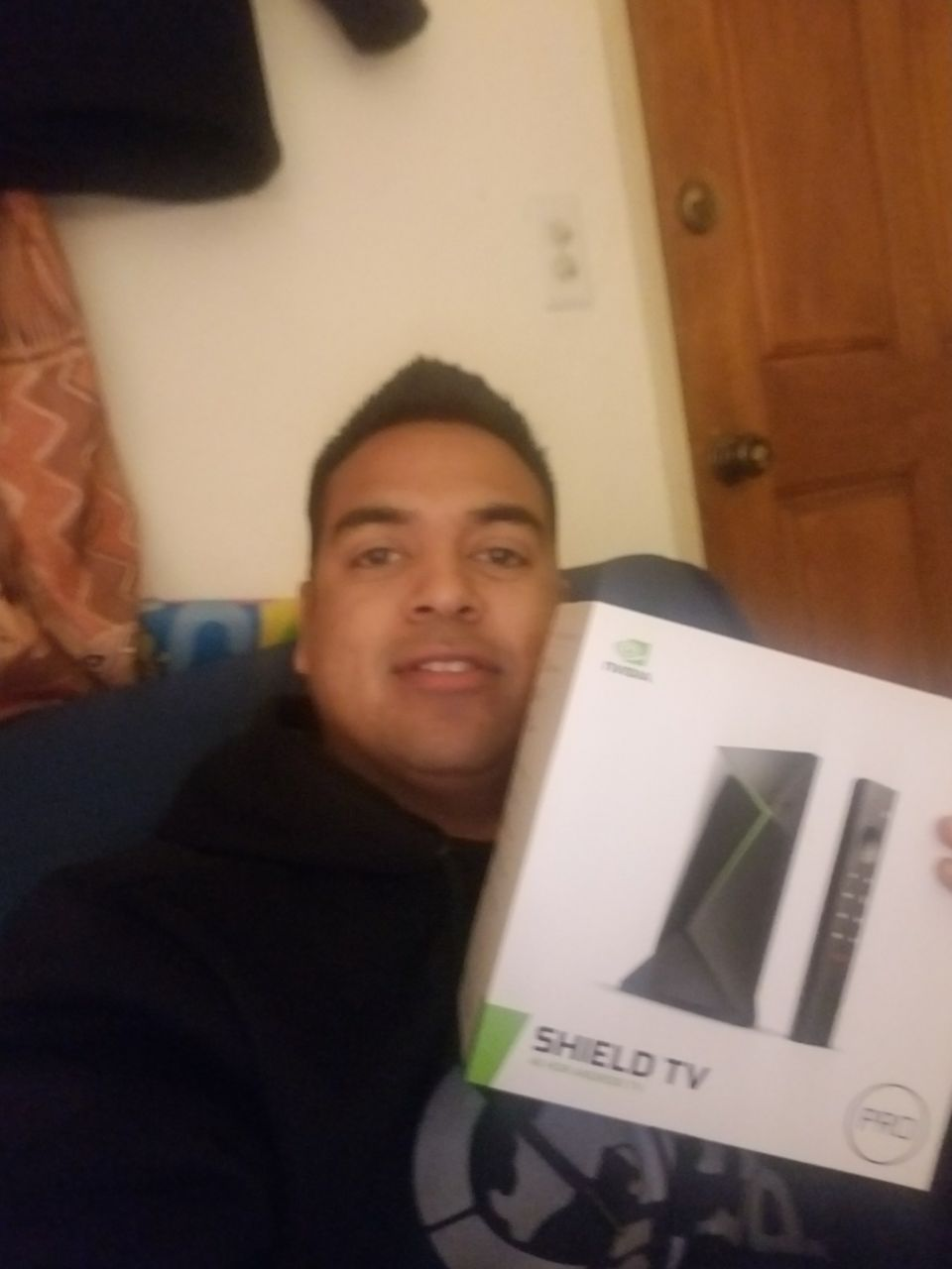 Ganador Nvidia Shield TV Pro Salvador Reyes
