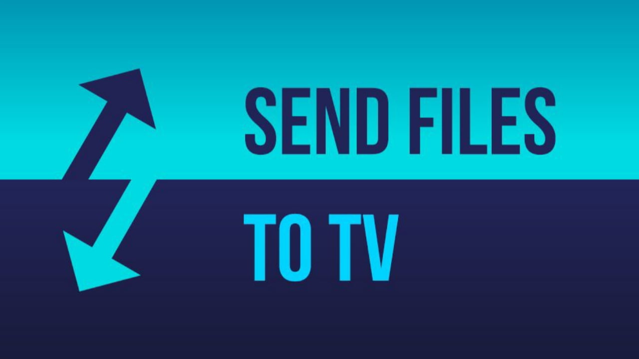 Send Files to TV pasar aplicaciones desde tu teléfono al tv box