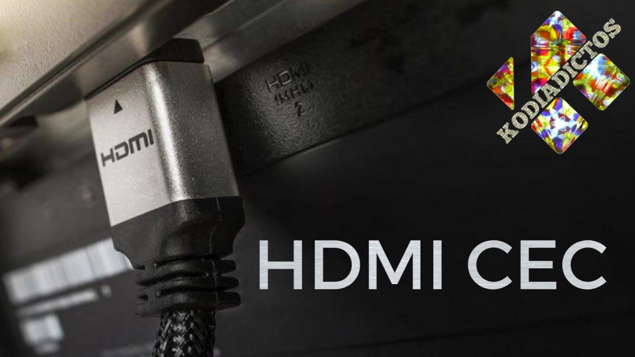 HDMI CEC desactivar activar