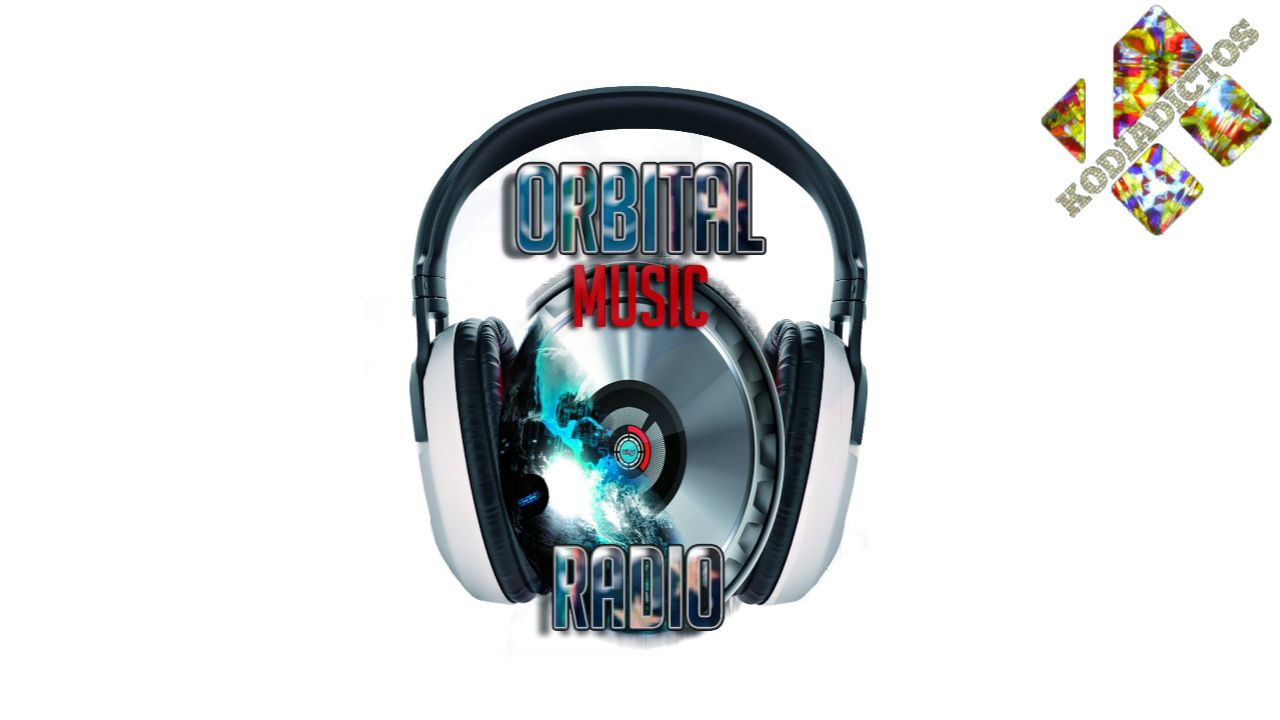 Addon Kodi Orbital Music Radio