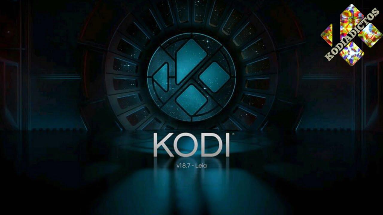 Descargar Kodi 18.7