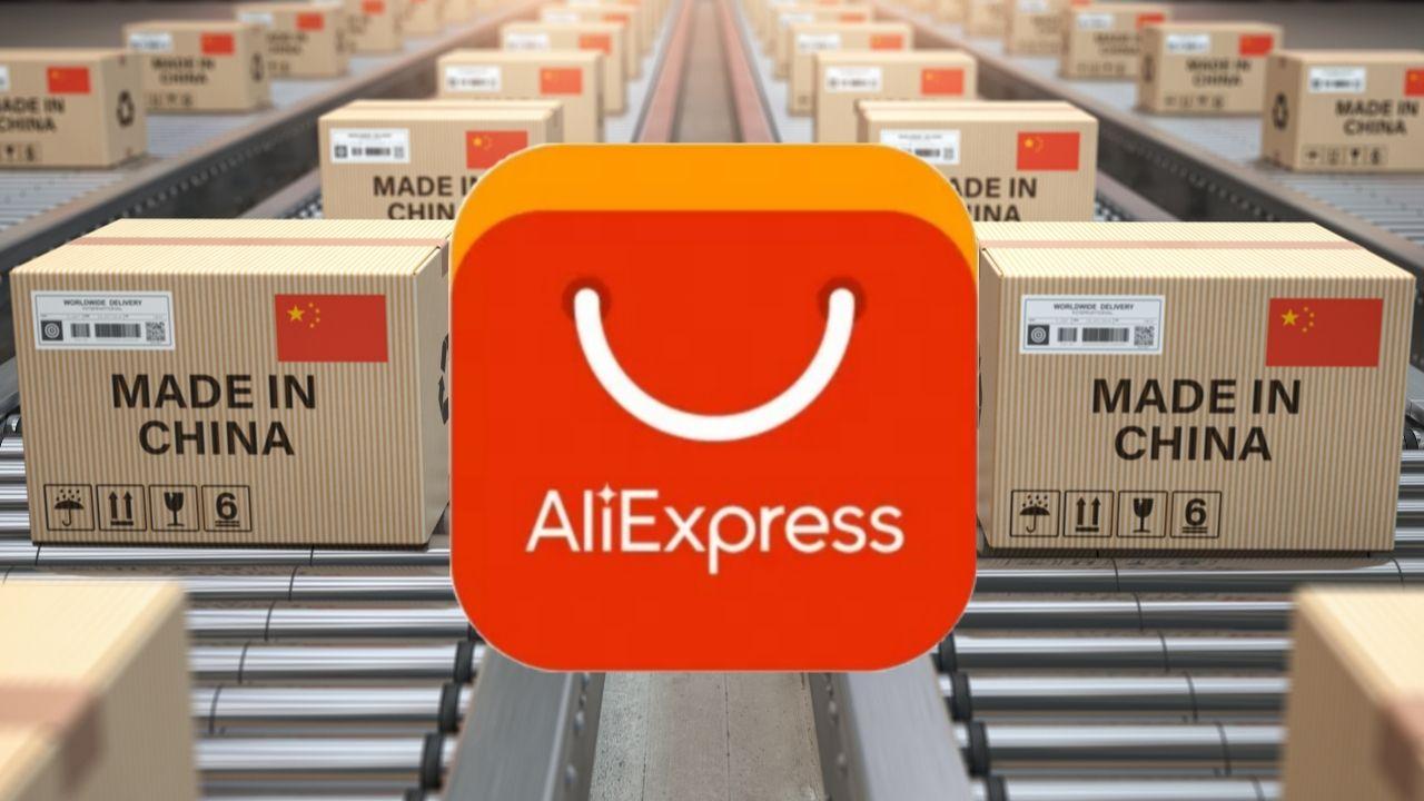 AliExpress IVA 1 de Julio